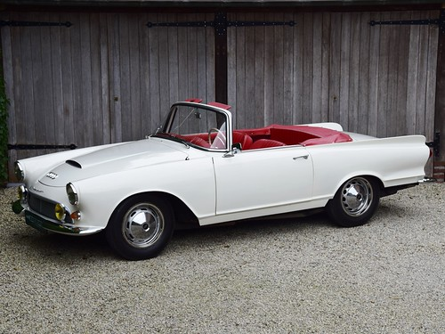 Auto Union 1000 SP Cabriolet (1965)