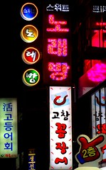 SEOUL SIGN (patrick555666751 THANKS FOR 5 000 000 VIEWS) Tags: seoul sign seoulsign south korea coree du sud asie asia typographie typography lettre letter lettering enseigne night nuit notte noche patrick55566675 patrick555666751 east est