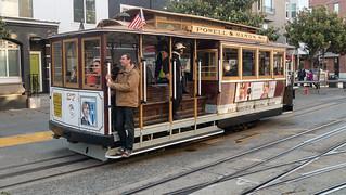 San Francisco Cable Car 27