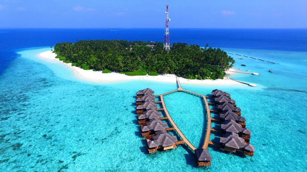 Island - Aerial