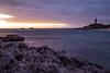 Moody Sunrise (Jared Beaney) Tags: canon6d canon australia photography photographer travel rottnest island islands sunrise pinkysbeach thebasin lighthouse ocean rocks longexposure purple aqua rotto