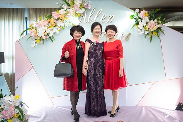 Allen&Alice-台南大億麗緻宴客-婚禮記錄-9
