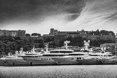 Yacht Marina and Palace in Monaco (www.alexandremalta.com) Tags: cityscape landscape star sunset yacht marina monaco montecarlo