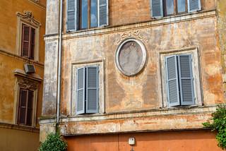 Rome - Rione V Ponte - Via Banchi Vecchi