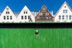 Bryggen (angelo1973) Tags: bryggen bergen quartiere anseatico case norvegia norway street geometry