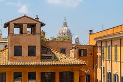 Roman Rooftops (@bill_11) Tags: italy rome stpeters vatican spanishsteps roofs tiles