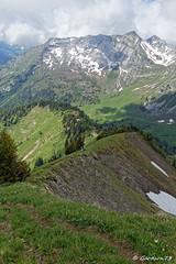Crête de Coutarse - Bauges (Goodson73) Tags: didier bonfils goodson73 dgoodson bauges pointe de chaurionde 2157m parc du mouton rando montagne