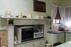 Newport (Westographer) Tags: newport melbourne australia westernsuburbs suburbia kitchen stove airconditioner kitchencanisters oldschool vintage