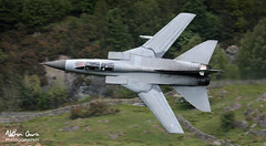 RAF Tornado F3 ZE793 low level at Thirlmere (NDSD) Tags: low level panavia tornado f3 thirlmere cumbria flying jet raf lake district plane aviation aircraft