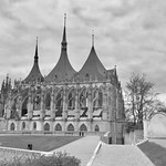 Cathedral of St. Barbara @ Kutná Hora, Czech Republic. thumbnail
