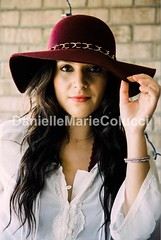 6/4/18 (daniellemariecolucci) Tags: model modeling style fashion influencer blogger blog wordpress scout getscouted scoutme roses girl woman smile photoshoot photography lifestyle life chill home couch hat dark hair flowers brick happy talent