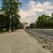 Arc de triomphe avenue foch