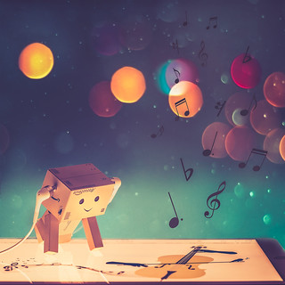Dambo loves music