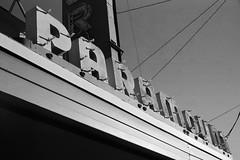 (Casey Lombardo) Tags: signs signage sign oldsigns words letters vintagesigns longbeach longbeachca bw bwphotography bwfp film filmphotography monochrome yashica yashicaelectro35 yashicaelectro rangefinder kodak kodakfilm kodaktmax100 tmax tmax100 analog