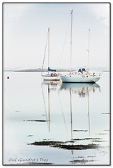 Lazy Calm Pastel Days (Oul Gundog) Tags: strangford lough boats yachts sea water sailing calm lazy pastel co down northern ireland uk ags sunset sky lake dusk serene boat forest beach rock bay sand shore ocean