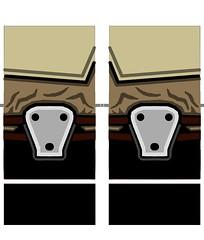 Zayne Carrick (Timcan2904) Tags: zayne carrick lego decals decal kotor comics star wars timcan2904 sticker