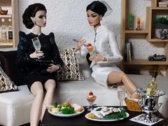 A-Z Challenge 2.0: L - Let's do Lunch! (jasminalexandra) Tags: integrity fashion royalty az challenge elise elyse véronique