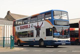 SCNL 18327 @ Lancaster bus station