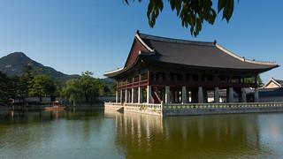 경복궁  - Gyeongbokgung Palace Seoul, Korea