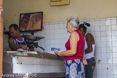Cuban people (Andrea Morleo) Tags: people gente cuba lavoratore comune comunismo latino latina anima alma lavoro sudamerica spirito strada persone allegria gioia rosso semplicità camminata companeros edificio havana habana roout color colori trinidad cibo spesa compere