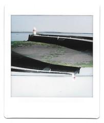 Castletown (iampaulrus) Tags: paulfargherphotography paulfargher lomography film filmphotography analogue analog polaroid fujifilm instax instaxsquare instantfilm isleofman castletown pier harbour doubleexposure multipleexposure splitzer