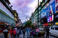MG Marg, Gangtok, Sikkim (CamelKW) Tags: sikkimindia2018 mgmarg gangtok sikkim india in