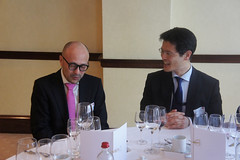 07-06-2018 Exclusive Luncheon with Secretary of State Pieter De Crem - DSC09009