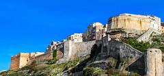 huge walls (werner boehm *) Tags: wernerboehm bonifacio corsica korsika france frankreich festung mauern