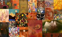 I ♡ Paul Klee (Claude@Munich) Tags: germany munich paulklee exhibition constructionofmystery museum pinacotheca artmuseum artgallery art gallery collage collection mosaic affinityphoto claudemunich münchen pinakothekdermoderne ausstellung konstruktiondesgeheimnisses gemälde gemäldegalerie