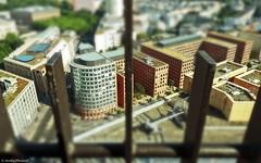 Aussicht Panoramapunkt (Jenke-PhotozZ) Tags: berlin berlin365 berlinstyle visitberlin view panorama panoramapunkt ausblick aussicht hauptstadt kollhofftower potsdamerplatz city perspective motive