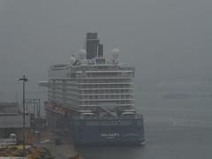 Mein Schiff 3 at Southampton Ocean Terminal (jimcnb) Tags: geo:lat=5089193531 geo:lon=140127182 geotagged schiff 2018 mai southampton ship boat vessel