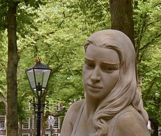 Sandsculptures on the Lange Voorhout