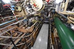 B-515 submarine (Martin Hronský) Tags: martinhronsky nikon d500 spring 2018 geotaged hamburg germany europe sea coast city ocean harbor harbour port portofhamburg elbe stpauli submarine russian u434 coldwar b515 tango tangoclass