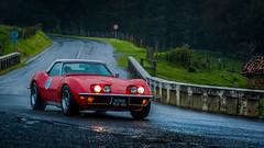 Corvette C3 (Hannu*) Tags: scs san sebastian circuit spirit race carrera rallye donostia nikon d7100 auto corvette