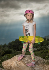 The Summit (Red Gecko Photography) Tags: diana skateboard pose summit rocks portrait sky sunrays andalucia spain girl