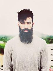 The rugged (vanguri_shiv@yahoo.co.in) Tags: beard beardman me new portrait portraits love beardmode india modelling model handsome hero iphone shotoniphone apple