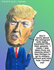 Anti-Trump Cartoon #52 (D.L. Polonsky.com) Tags: art artwork donaldtrump trump presidenttrump cartoon meme drawing politics politician immigrants illegalimmigrants immigration dlpolonsky allston boston massachusetts antitrump