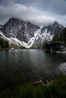 Spent the weekend hiking in the Alpine Lakes Wilderness