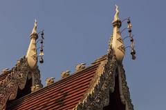 Wat Jedlin (Thomas Mülchi) Tags: chiangmai chiangmaiprovince thailand 2018 sunny buddhism temple buddhisttemple watjedlin changwatchiangmai th