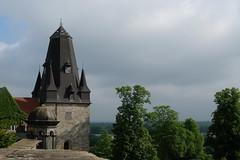 Oranjefietsroute - Bentheim Castle (Bad Bentheim)