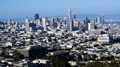 San Francisco, California (alexhagelis) Tags: skyline city sanfrancisco cityscape skyscraper