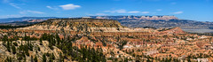 _D804339-Pano.jpg (David Hamments) Tags: brycecanyonnationalpark utah sunrisepoint sinkingship 3shotpanorama boatmountainmesa ngc fantasticnature