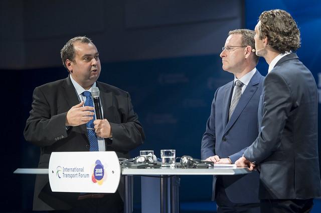Paulo Humanes, Andrew McKellar and Ali Aslan discuss