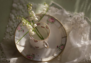 Springtime Teatime