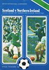 Scotland vs Northern Ireland - 1975 (The Sky Strikers) Tags: miscellaneous scottish programme covers scotland