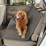 Solvit Waterproof Bench Seat Cover, Medium, Gray Review thumbnail