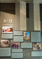 NYC Emergency Medical Services (EMS) Museum, Fort Totten, New York City (jag9889) Tags: 2018 20180525 911 9112001 academy bayside collapse display ems emt emergencymedicalservices emergencymedicaltechnician exhibit firstresponder forttotten groundzero indoor museum ny nyc newyork newyorkcity old1wtc old2wtc paramedic people photograph plakat poster queens terroristattack text usa unitedstates unitedstatesofamerica wtc worldtradecenter jag9889
