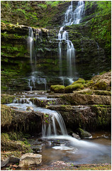 Scaleber Foss (nathian brook) Tags: waterscape waterfall river yorkshiredales yorkshire landscape longexposure