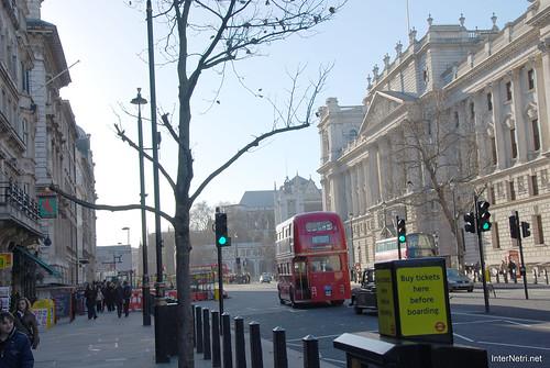 Двоповерховий автобус Лондон InterNetri United Kingdom 0291