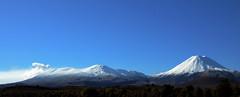 Low Level Activity (andrewrosspoetry) Tags: volcano tongariro ngauruhoe eruption